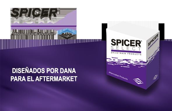 Spicer Select para el Aftermarket